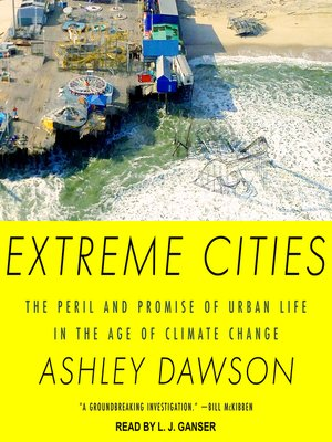 cover image of Extreme Cities