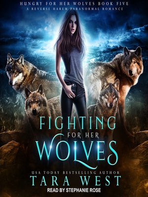 cover image of Fighting for Her Wolves