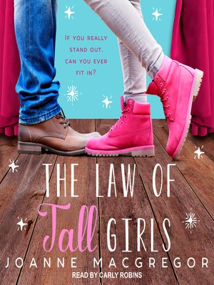 cover image of The Law of Tall Girls