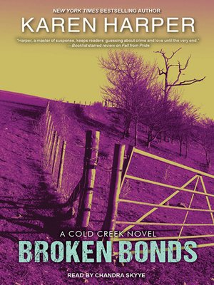 cover image of Broken Bonds