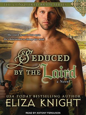 cover image of Seduced by the Laird