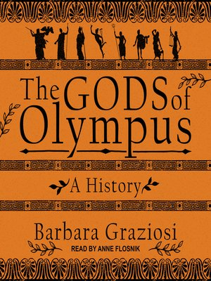 cover image of The Gods of Olympus