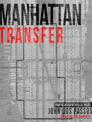 cover image of Manhattan Transfer