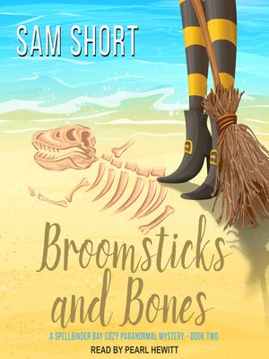 cover image of Broomsticks and Bones