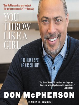 cover image of You Throw Like a Girl