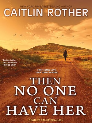 cover image of Then No One Can Have Her