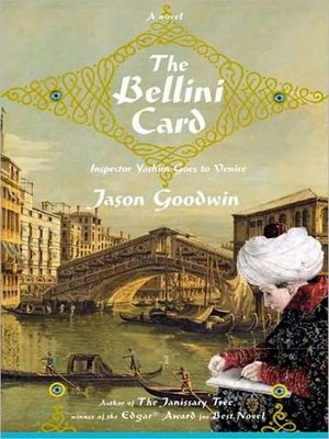 cover image of The Bellini Card--A Novel