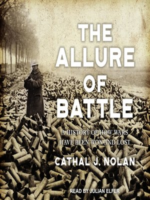 cover image of The Allure of Battle