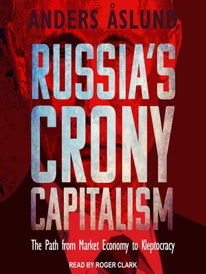cover image of Russia's Crony Capitalism