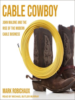cover image of Cable Cowboy