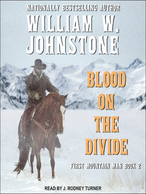 cover image of Blood on the Divide