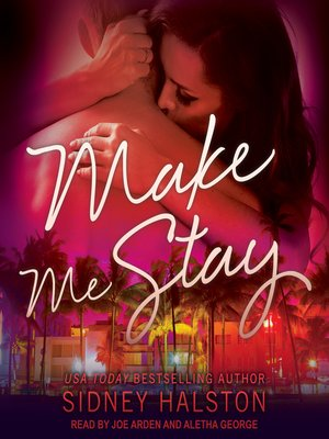 cover image of Make Me Stay