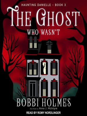cover image of The Ghost Who Wasn't