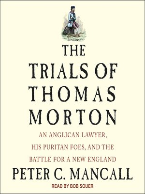 cover image of The Trials of Thomas Morton