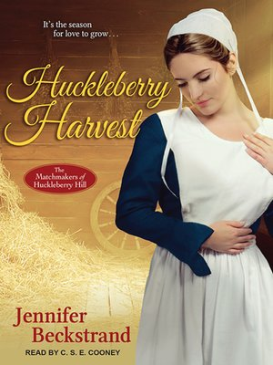 cover image of Huckleberry Harvest
