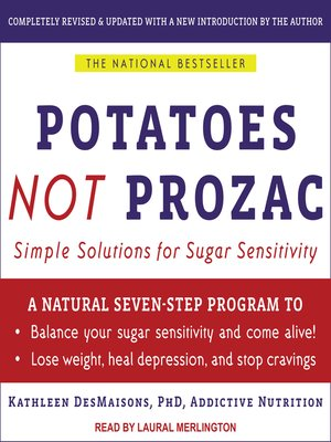 cover image of Potatoes Not Prozac