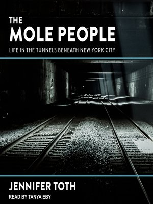 cover image of The Mole People