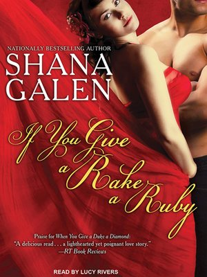 cover image of If You Give a Rake a Ruby