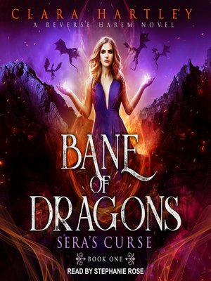 cover image of Bane of Dragons