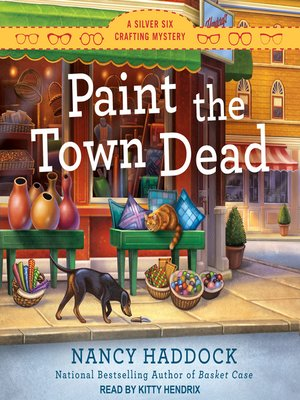 cover image of Paint the Town Dead