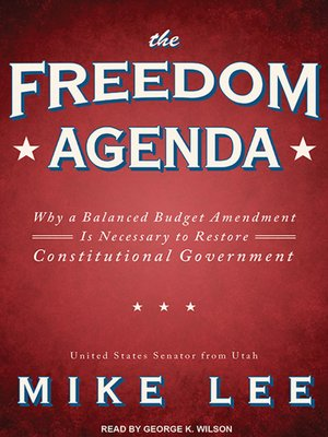 cover image of The Freedom Agenda