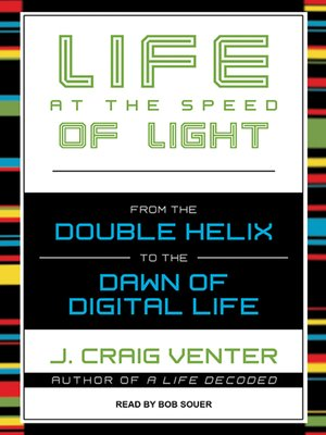 cover image of Life at the Speed of Light