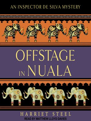 cover image of Offstage in Nuala