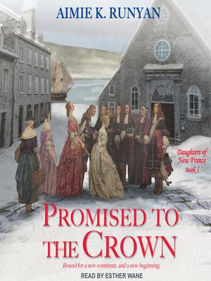 cover image of Promised to the Crown