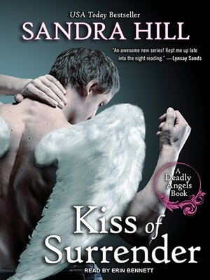 cover image of Kiss of Surrender