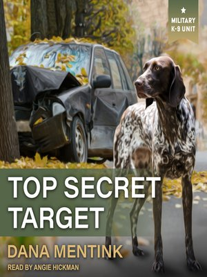 cover image of Top Secret Target