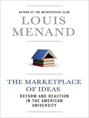 cover image of The Marketplace of Ideas