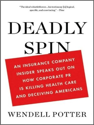 cover image of Deadly Spin