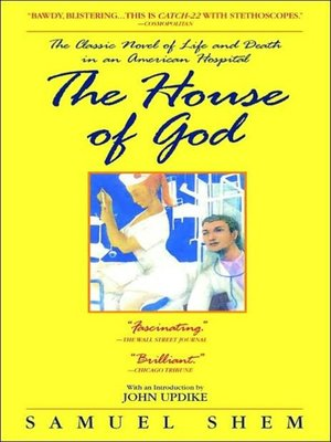 cover image of The House of God
