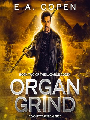 cover image of Organ Grind