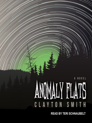 cover image of Anomaly Flats