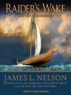 cover image of Raider's Wake