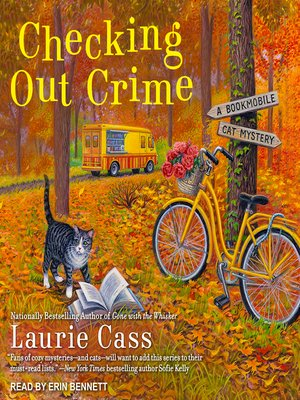 cover image of Checking Out Crime