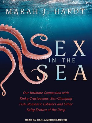 cover image of Sex in the Sea