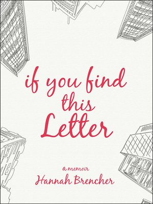 cover image of If You Find This Letter