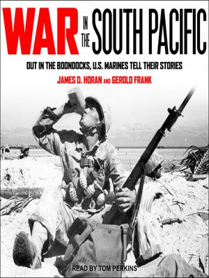 cover image of War in the South Pacific