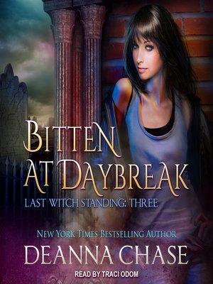 cover image of Bitten At Daybreak
