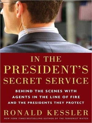 cover image of In the President's Secret Service