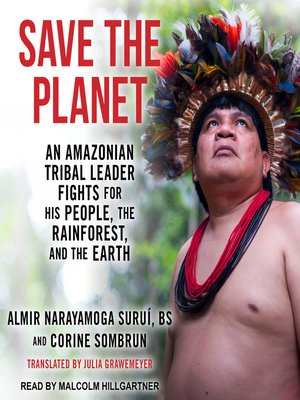 cover image of Save the Planet