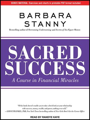 cover image of Sacred Success
