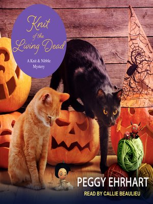 cover image of Knit of the Living Dead