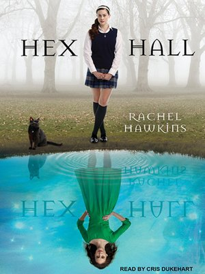 cover image of Hex Hall Series, Book 1