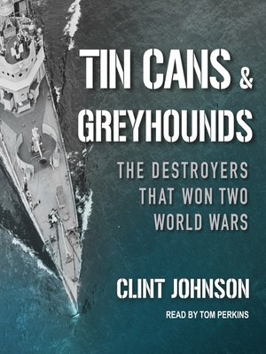 cover image of Tin Cans and Greyhounds
