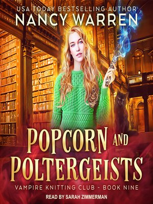 cover image of Popcorn and Poltergeists