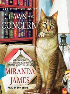 cover image of Claws for Concern