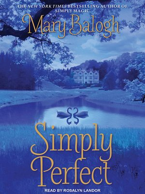 cover image of Simply Perfect